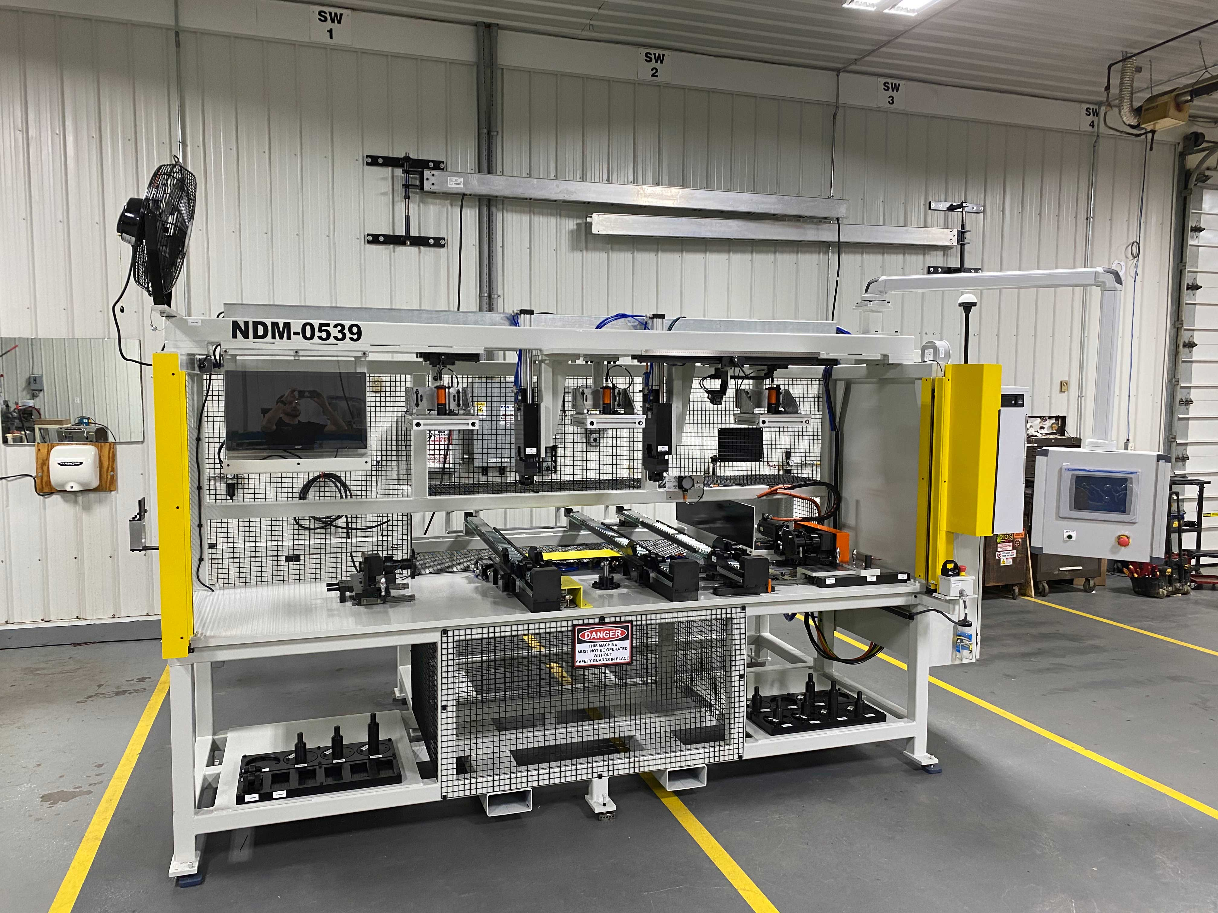 Cardinal Machinery Equipment/Projects